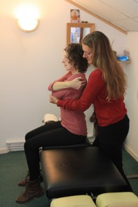 Chiropractic benefits at the Gower Chiropractic Centre